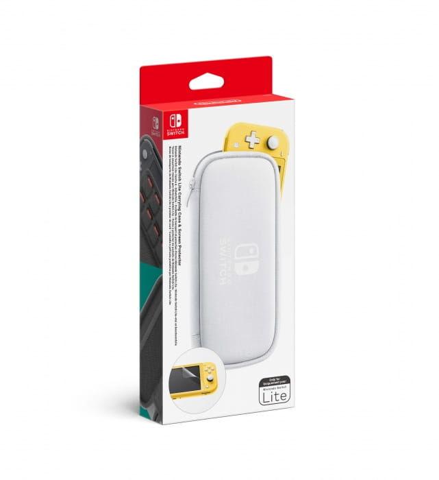 Etui ochronne i folia Carry Case (Switch Lite)