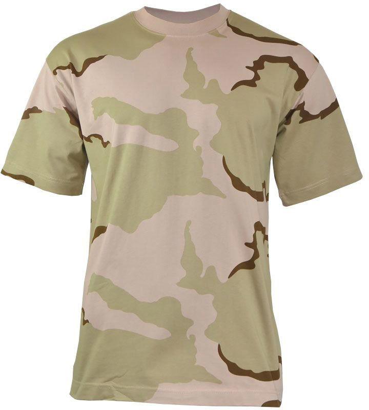 Koszulka T-shirt MFH Desert 3 coulor (00103Z)