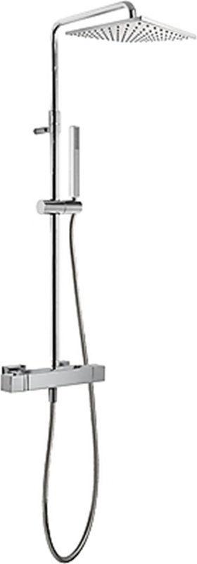 Cuadro-Tres Zestaw natryskowy termostatyczny chrom 00719501 Darmowa dostawa