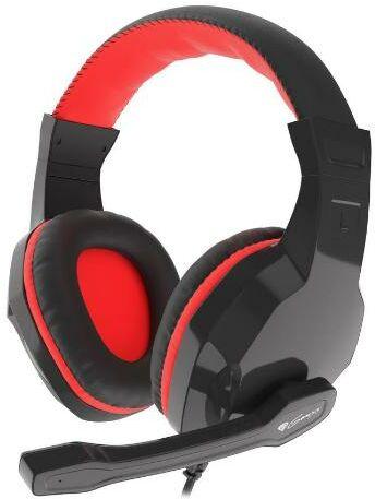 Genesis Argon 110 (czarno-czerwony)