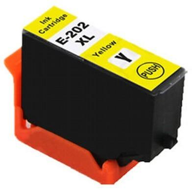 Tusz Zamiennik 202 XL do Epson (C13T02H44010) (Żółty) - DARMOWA DOSTAWA w 24h