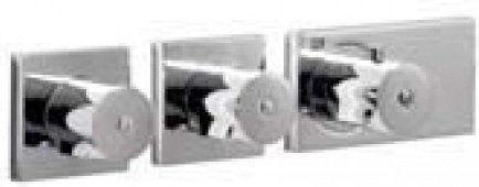 Block System Tres bateria termostatyczna podtynkowa - 207.353.99