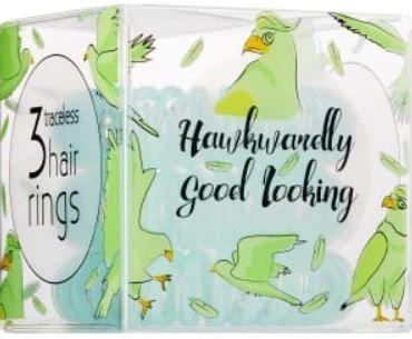 INVISIBOBBLE POWER Hawkwardly Good Looking - miętowe gumki do włosów 3 pack