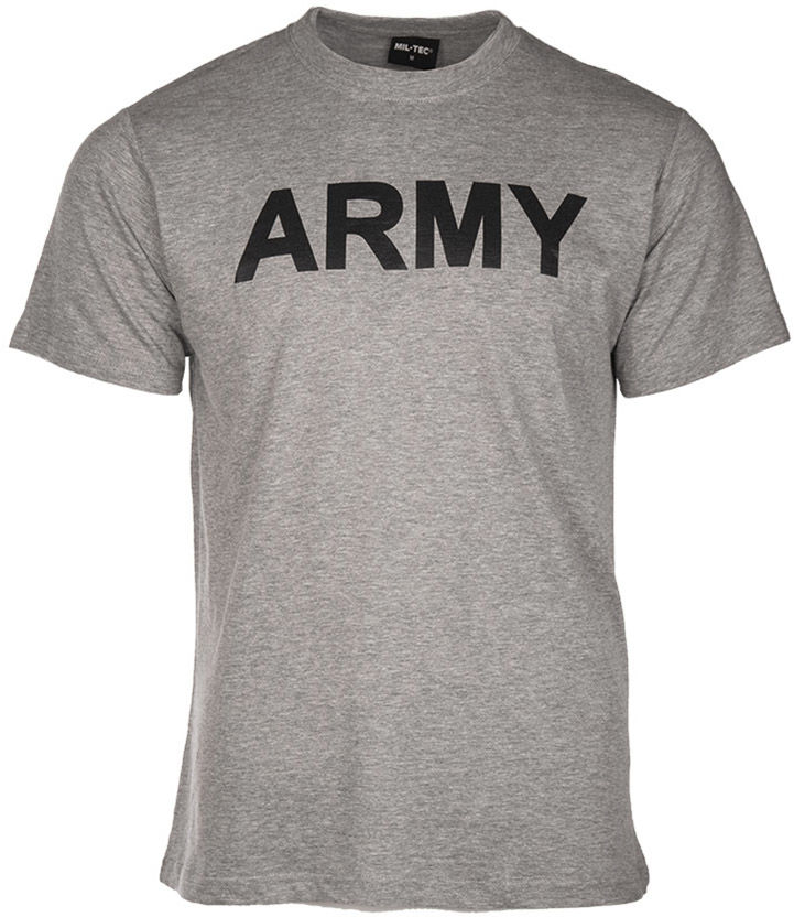 Koszulka T-Shirt Mil-Tec Army Grey (11063008)