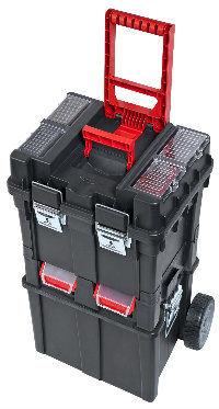 Skrzynka narzędziowa na kółkach WheelBox HD Compact 1 PATROL