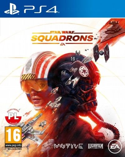 Star Wars Squadrons PS 4