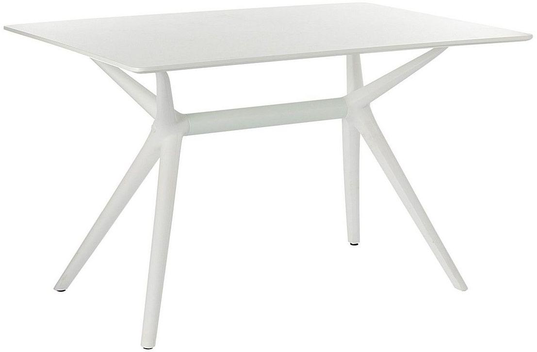 Stół Modesto 120x80x73cm white, 120 x 80 x 73 cm