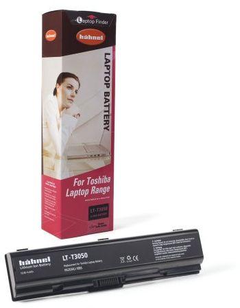 Hähnel LT-T3050 akumulator do notebooka Toshiba z ogniwami Panasonic/Samsung Li-Ion 10,8V / 4400mA Typ Toshiba PA3534U-1BRS
