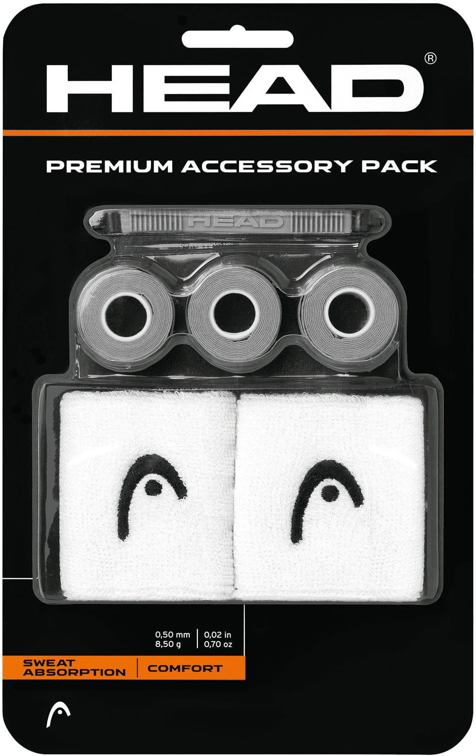 Head Zestaw Head New Premium Accesory Pack 285105-GR