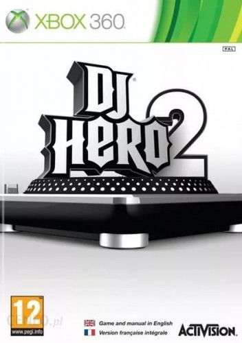 Dj Hero 2 X360 Używana