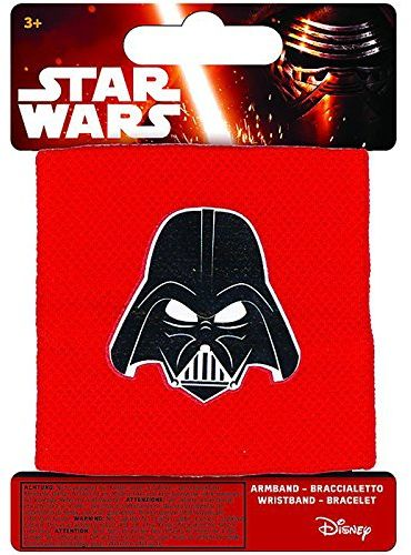 Joy Toy 90019 Star Wars Darth Vader opaska na pot na karcie z tyłu