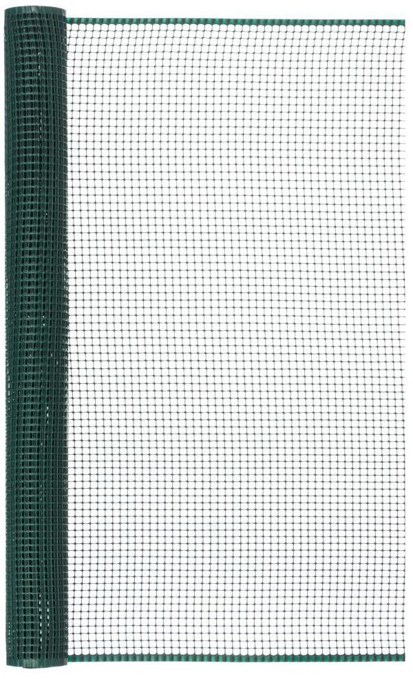 Siatka plastikowa 1 x 5 m zielona SQUARE NORTENE