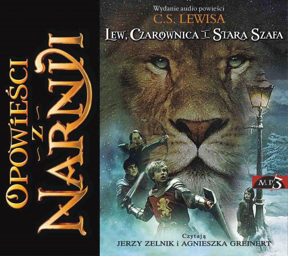 Lew, czarownica i stara szafa - Clive Staples Lewis - audiobook