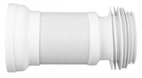 Złącze elastyczne do muszli WC 245-530 mm -przedłużane
