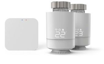 Zestaw przekaźnik + głowice termostatyczne HAMA 176593 WiFi Dogodne raty! DARMOWY TRANSPORT!