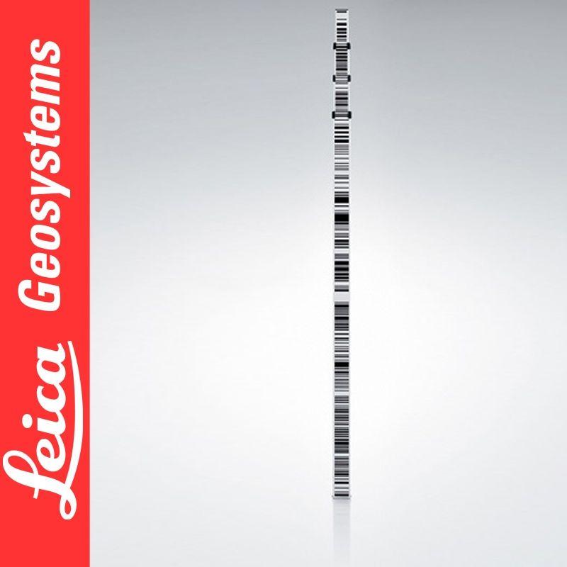 Łata kodowa do DNA. Fibrglasowa teleskopowa 4m GTL4M Leica