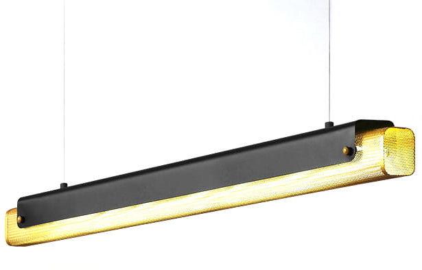 Perfo Line - nowoczesna lampa wisząca 96cm