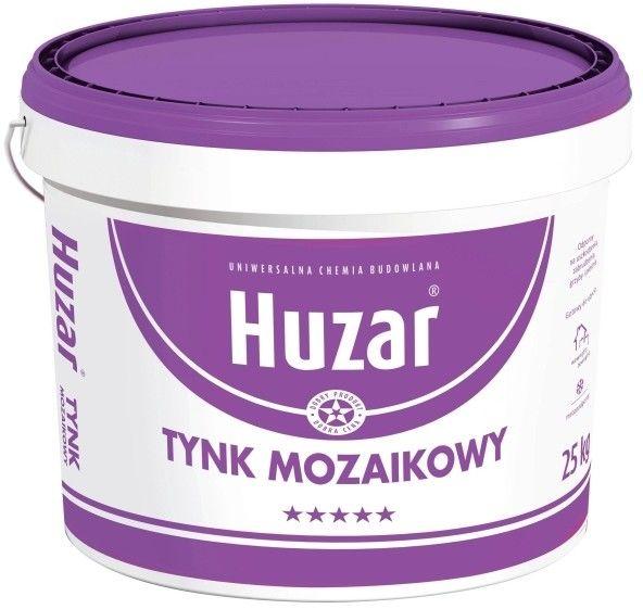 Tynk mozaikowy Huzar M1 25 kg