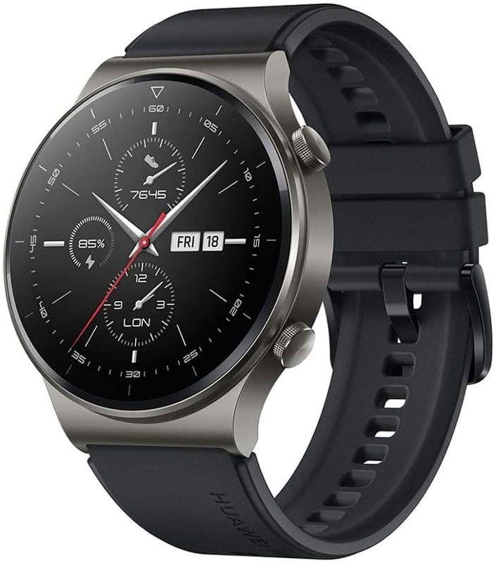 HUAWEI Watch GT 2 Pro Classic Black/Czarny GT2P