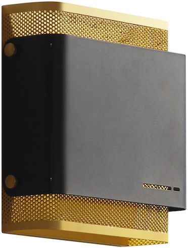 Perfo Wall - nowoczesny kinkiet LED