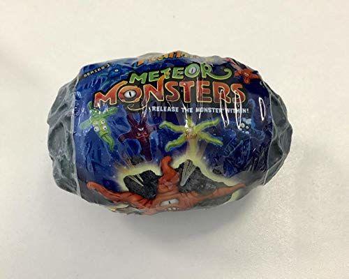 Meteor Monsters - Display 12 pcs - 8 assorti