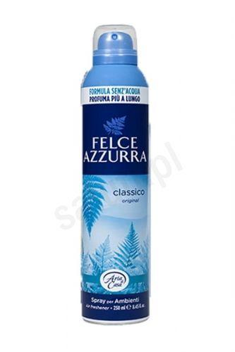 Felce Azzurra Classico - odświeżacz powietrza w sprayu (250ml) (Nowa odsłona)