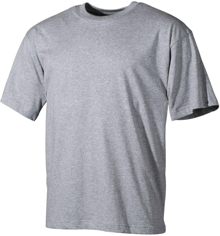 Koszulka T-shirt MFH Grey (00103M)
