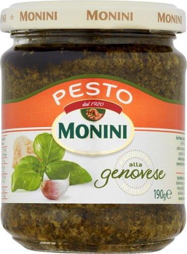 Sos Pesto Genovese 190g - Monini