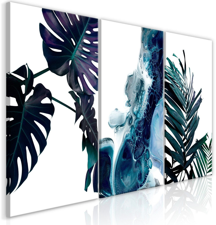 Obraz - zielona natura (kolekcja)