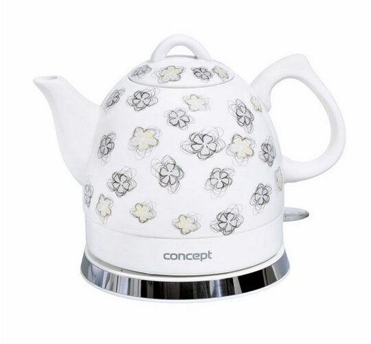 Czajnik elektryczny ceramiczny Concept RK 0010,