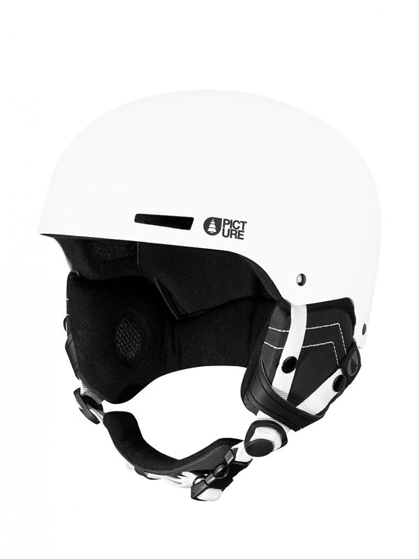 Picture Tempo white kask snowboardowy