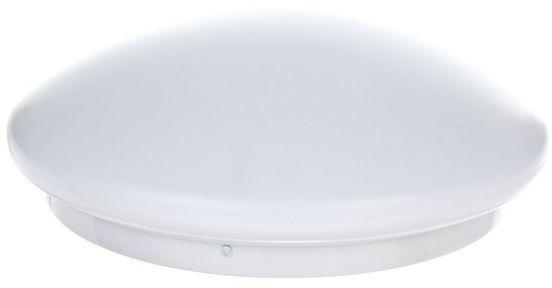 Plafoniera LED 10W Ikl. 230V IP40 z mikrofalowym czujnikiem ruchu 970Lm DRM-06