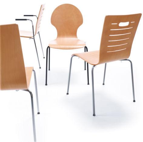 PROFIM Krzesło RESSO K13H