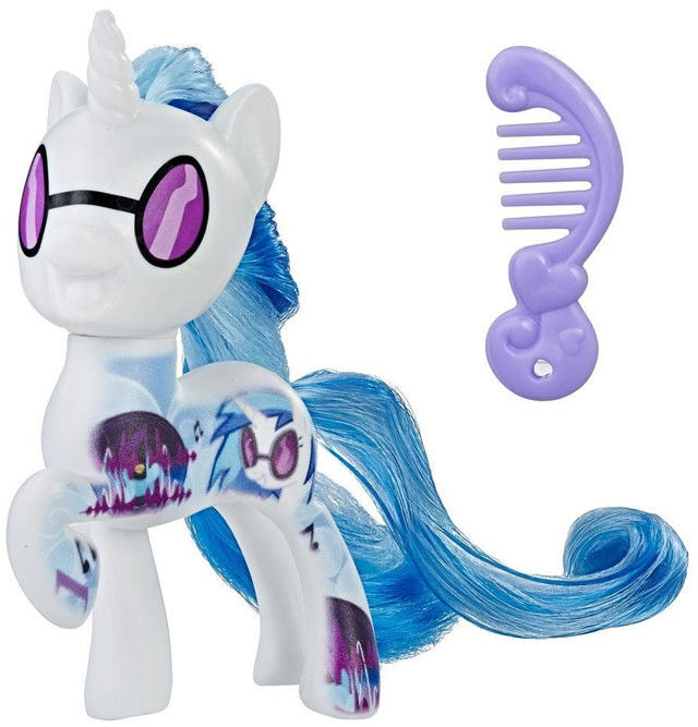 My Little Pony Movie - DJ Pon C2876
