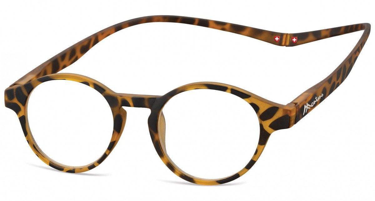 Okulary Na MAGNES do Czytania PLUSY Damskie Męskie MR60A moc: +3,5