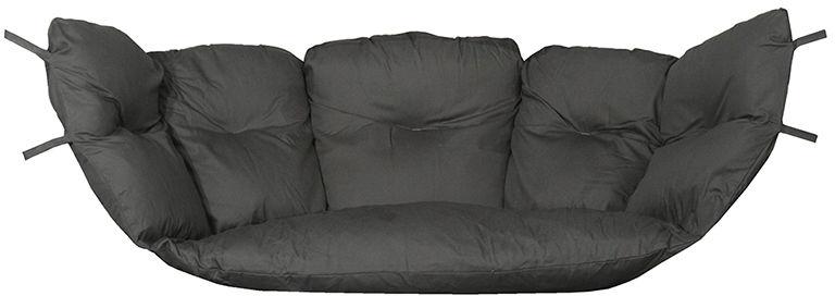 Poduszka hamakowa duża, grafitowy Poducha Swing Chair Double (3)