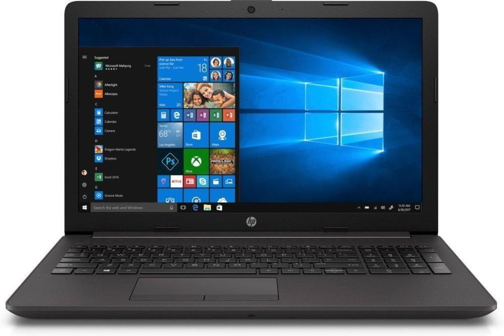"""Notebook HP 255 G7 15,6""""FHD/Athlon 3150U/8GB/SSD256GB/DVD/Radeon Dark Ash Silver"""