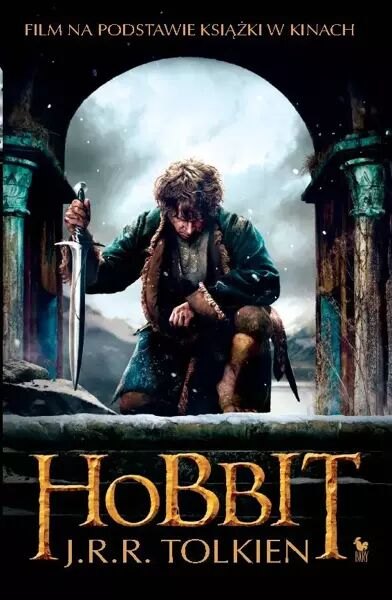 Hobbit, czyli tam i z powrotem (wyd. 2021) - Tolkien J.R.R.