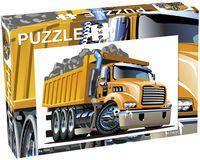 Puzzle Ciężarówka, Big truck 56 - Tactic