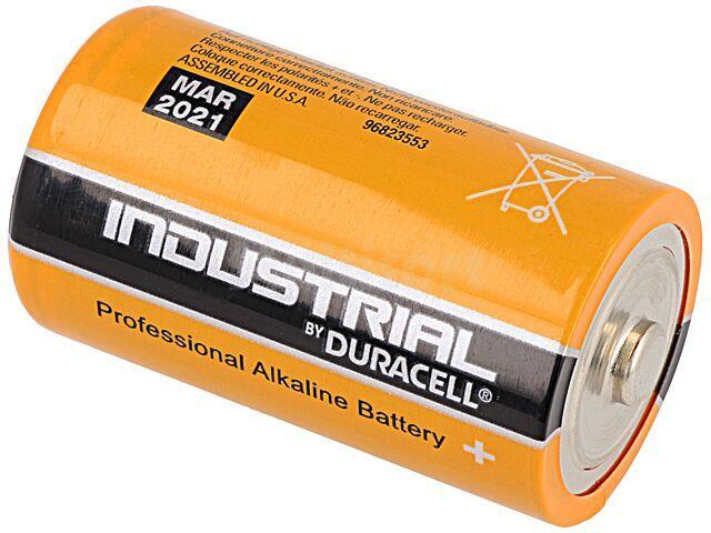 Bateria alkaliczna 1,5V Duracell Industrial R20 (D)