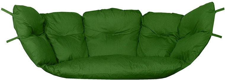 Poduszka hamakowa duża, zielony Poducha Swing Chair Double (3)
