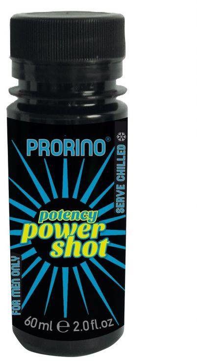 Drink Prorino Potency Power Shot 60 ml 100% DYSKRECJI BEZPIECZNE ZAKUPY