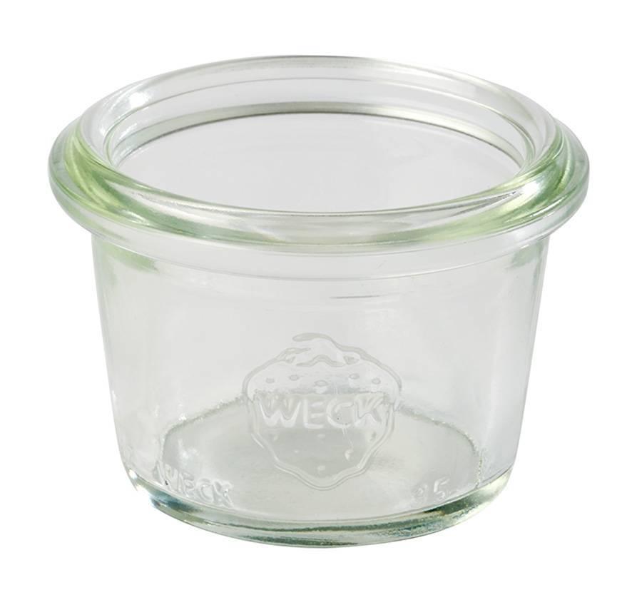 Słoik szklany 12 szt. różne wymiary