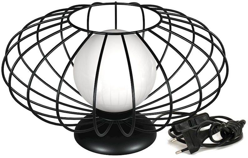 Lampa Stojąca KRONOS BLACK 1pł.