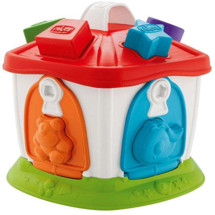 Chicco - Domek dla zwierząt 2w1 96100