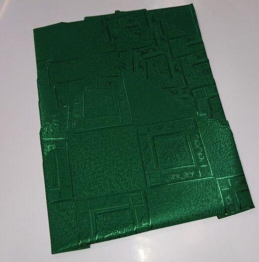 Obrus plamoodporny serwetki 30x30 kpl 6 szt. jednobarwny zielona ciemna różne wzory niska cena
