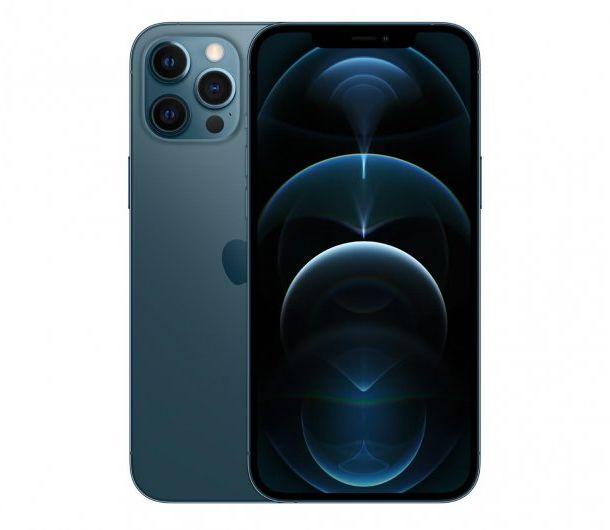 Apple iPhone 12 Pro Max 128GB Niebieski/Blue MGDA3PM/A