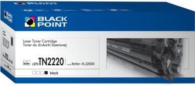 Toner BLACK POINT LBPBTN2220 Zamiennik Brother TN-2220