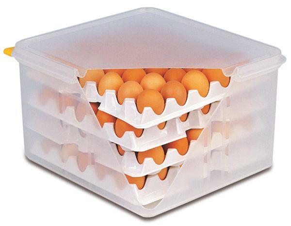 Pojemnik na jajka z pokrywą 354x325x200mm