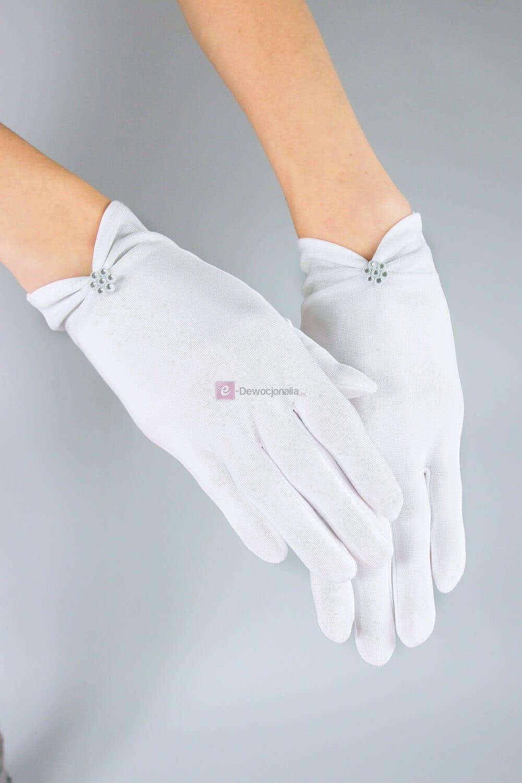 Rękawiczki komunijne kolekcja 2021